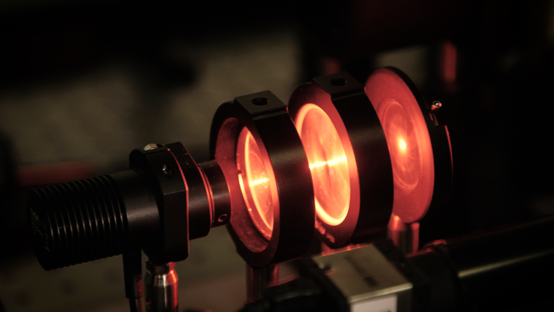 Laser used to research data storage technology