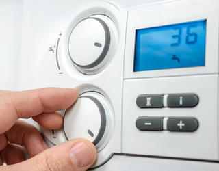 Programmation d'un thermostat