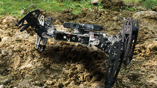 Robot ISIR