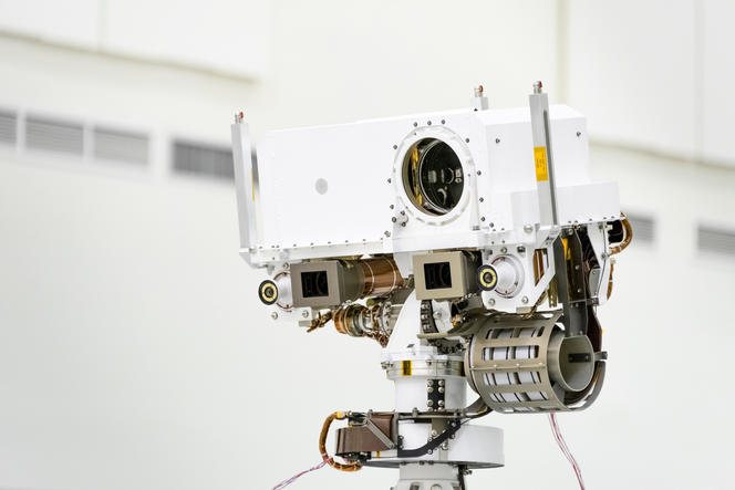 A new rover to land on Mars