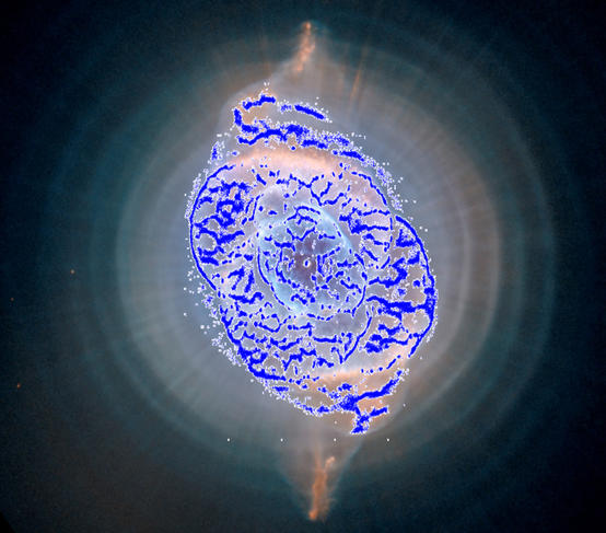 Gaia, The Great Galactic Map Will Improve Our Knowledge Of The Milky Way The_cat_s_eye_nebula_72dpi