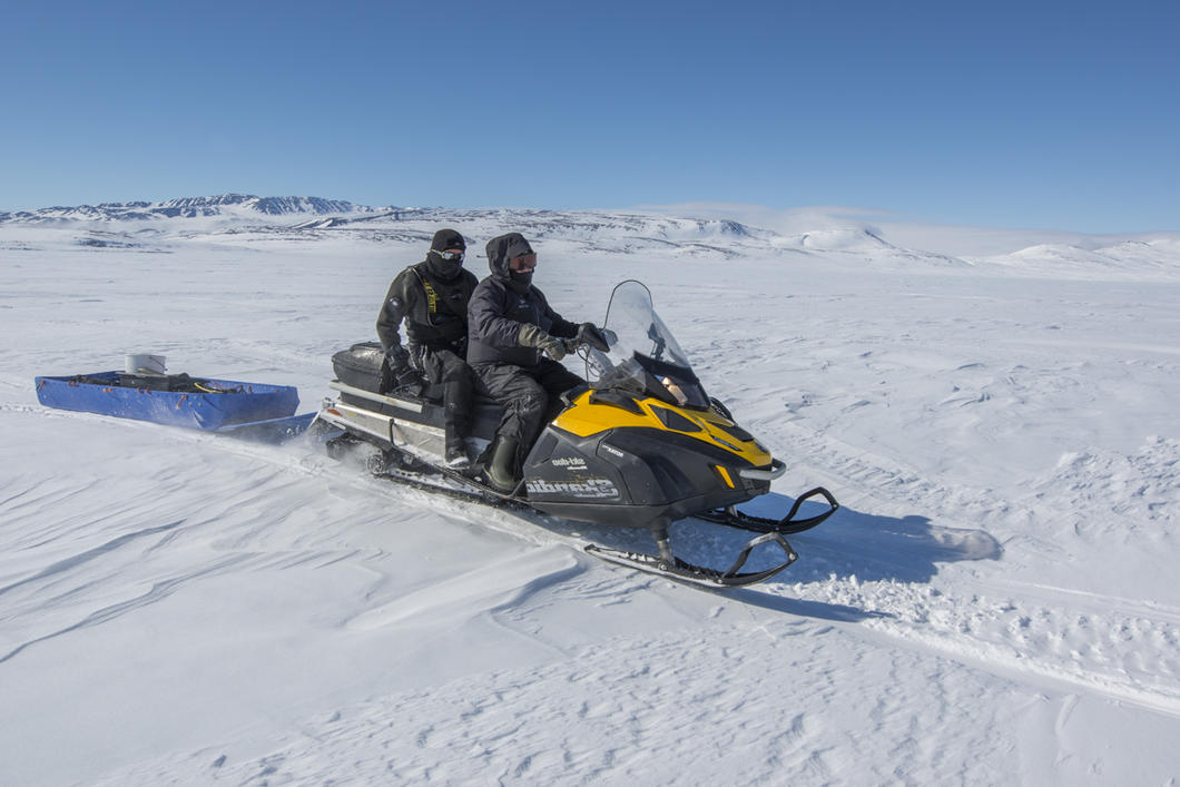 Research in Cold Waters | CNRS News