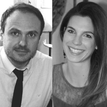 Jean-Philippe Herbeuval et Nikaïa Smith