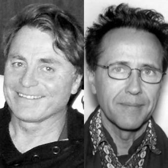 Vincent Géli et Eric Gilson
