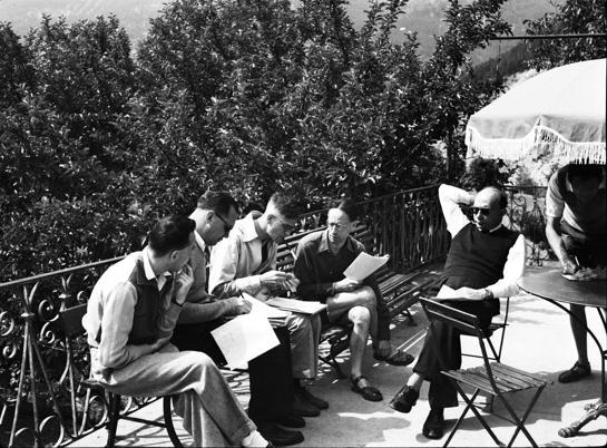 Congrès Bourbaki, 1951