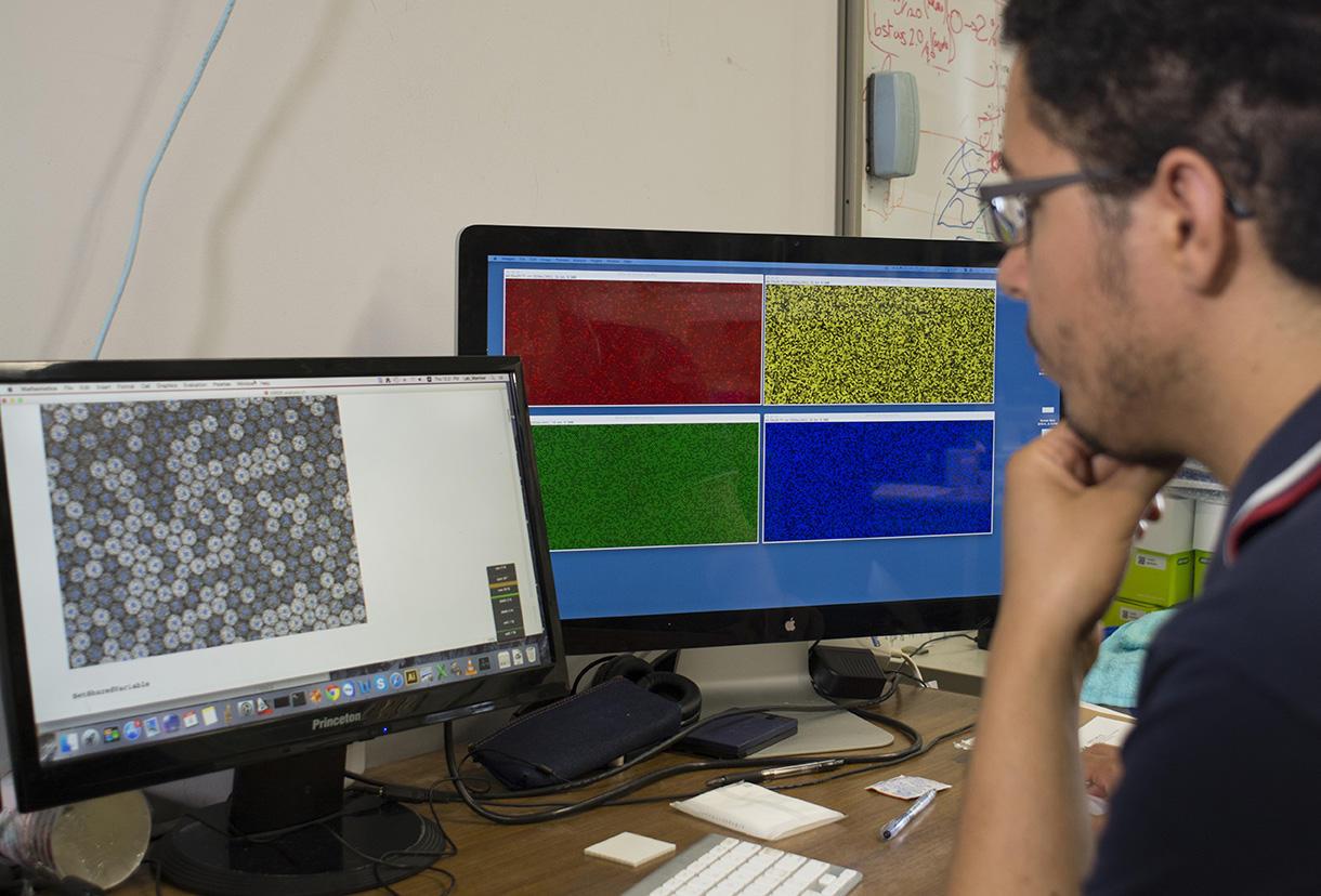 Microfluidic chip, LIMMS