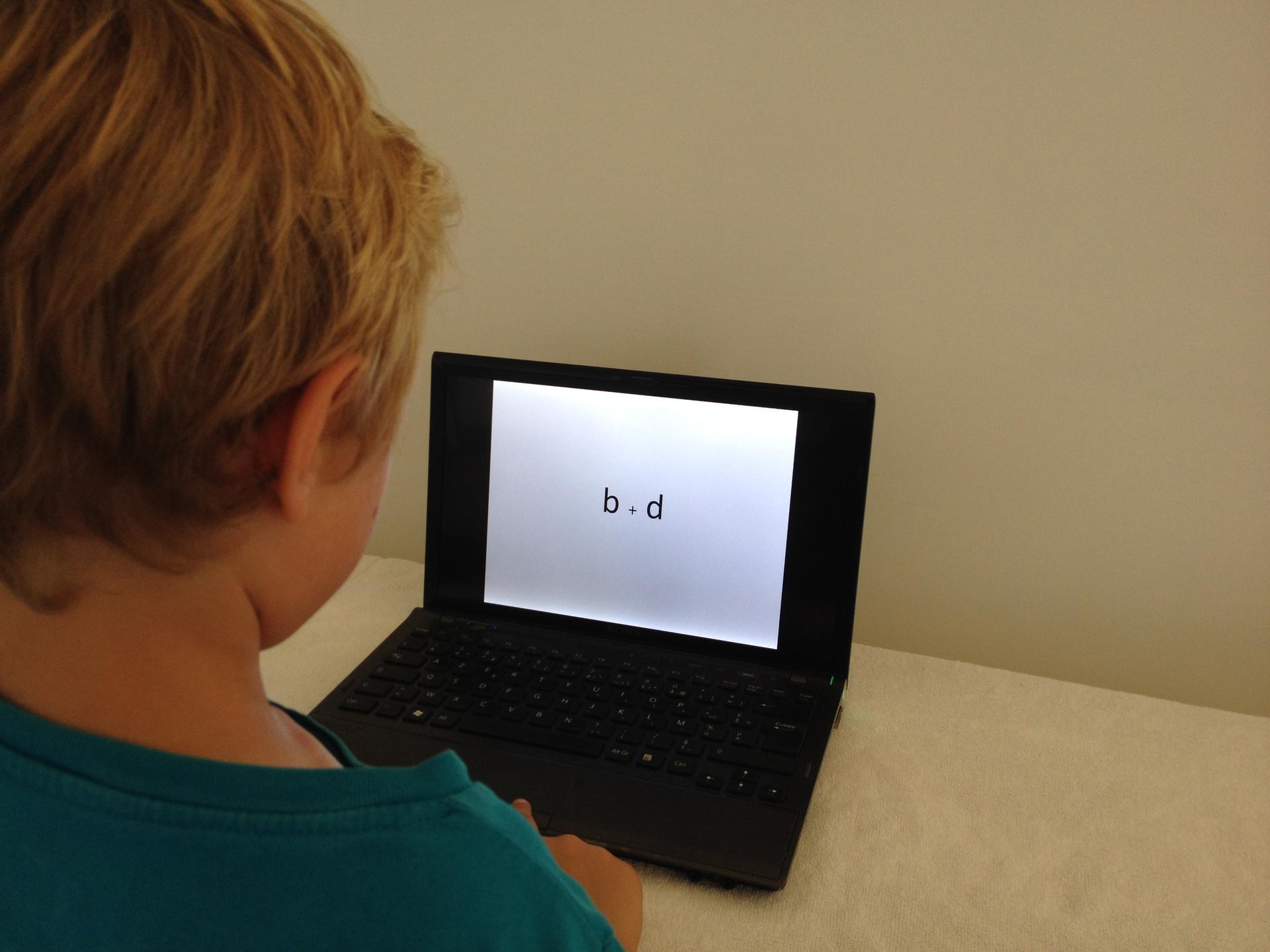 Expérimentation dans l'apprentissage de la lecture.