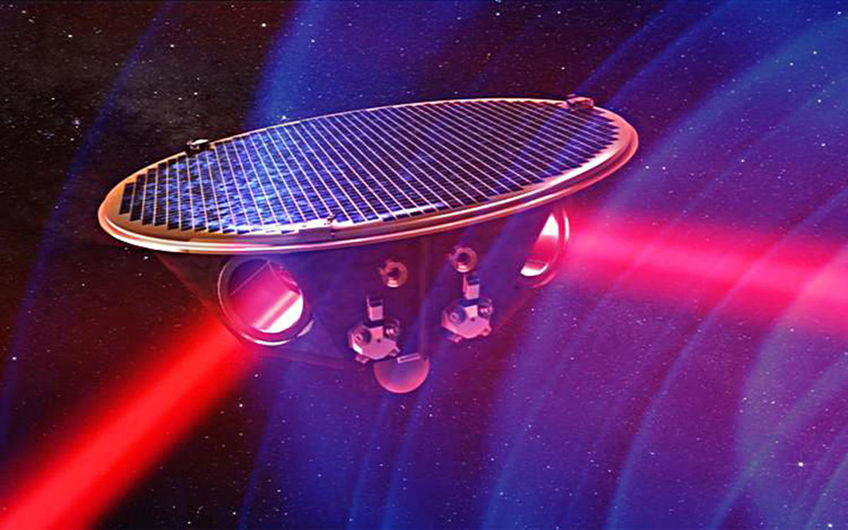 A Gravitational Wave Detector in Space | CNRS News