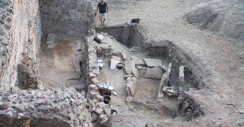 Pre-Roman Tomb