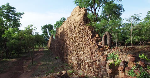 Image of African Ruins
