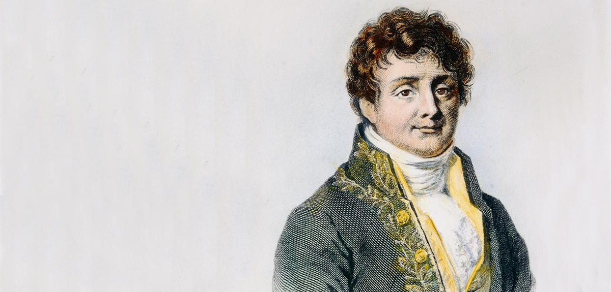 jean baptiste joseph fourier research paper Jean baptiste joseph fourier (march 21, 1768 he read a paper organized as a cultural research organization.