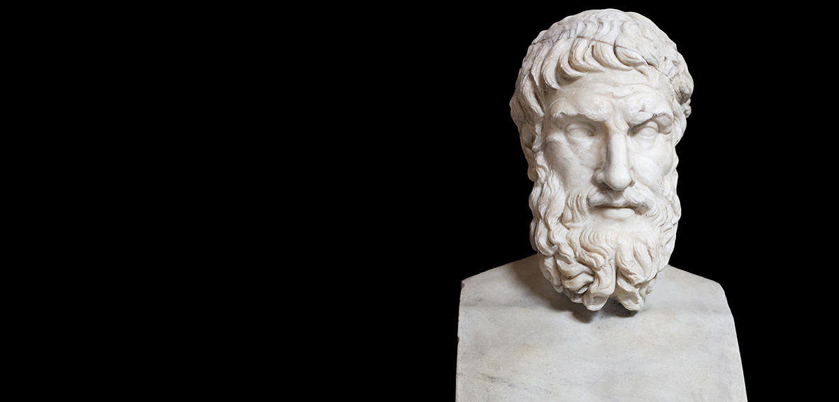 The Middle Ages brought Epicurus out of the underworld