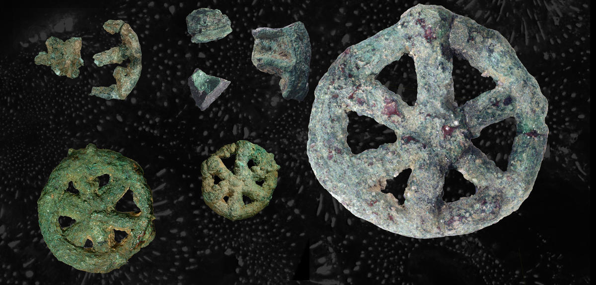 Images of ancient amulette