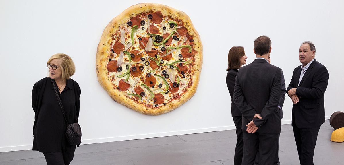 Pizza Globalization For Dinner Cnrs News