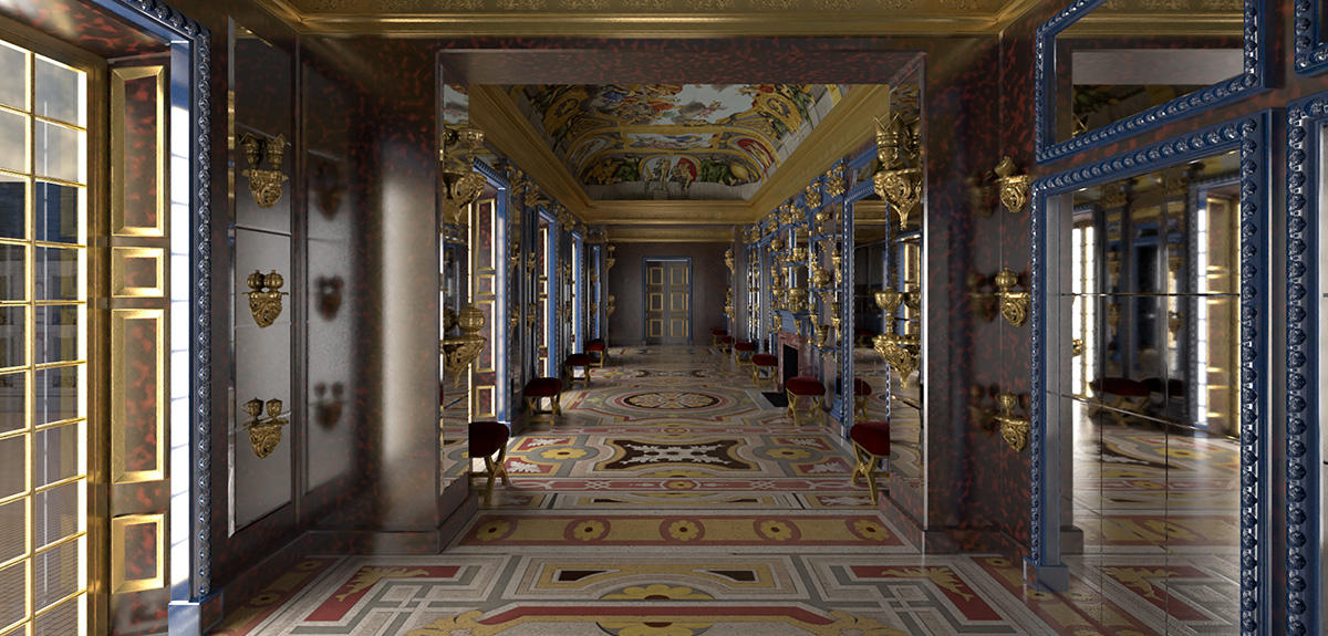 Versailles From One Century To The Next Cnrs News