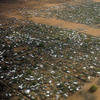 The Dadaab refugee camp in Kenya